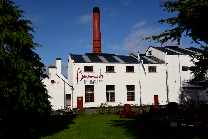 Benromach Distillery Exterior 2016_(6).png